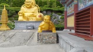 Jeonggungsa Budha